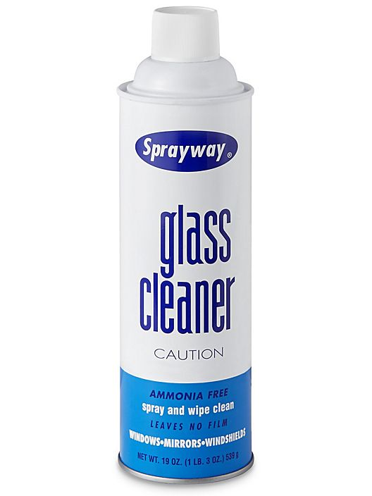 Sprayway Glass Cleaner 19oz. SW-050