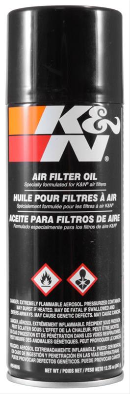 K&N Air Filter/Filter Charger Oil