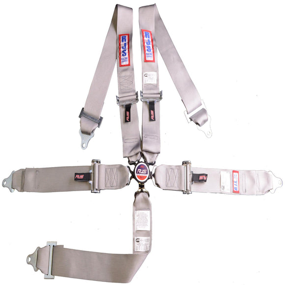 RJS Classic Series Camlock Pull Down Harnesses - Grey RJS1032507