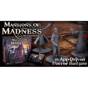Nerd Spotlight: Carley on Mansions of Madness