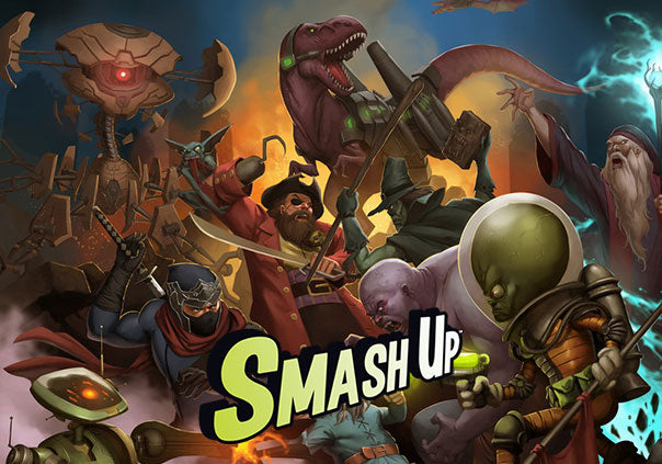 NERD SPOTLIGHT: Nick on SmashUp