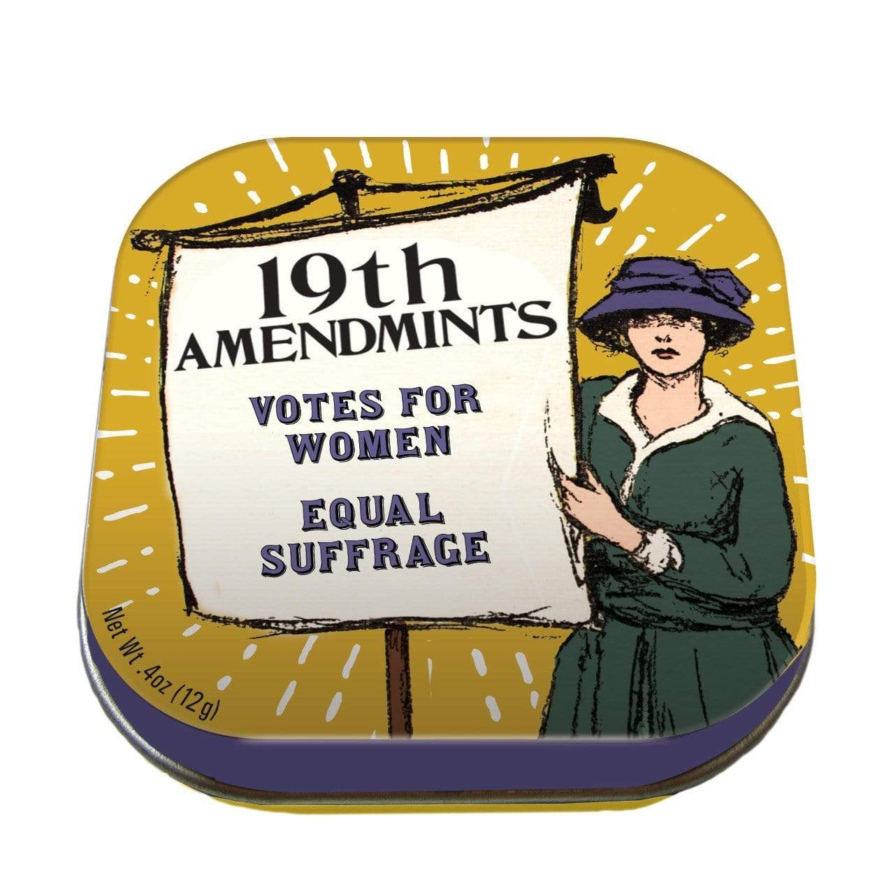 19th Amendmints Mints Unemployed Philosophers Guild Munchables