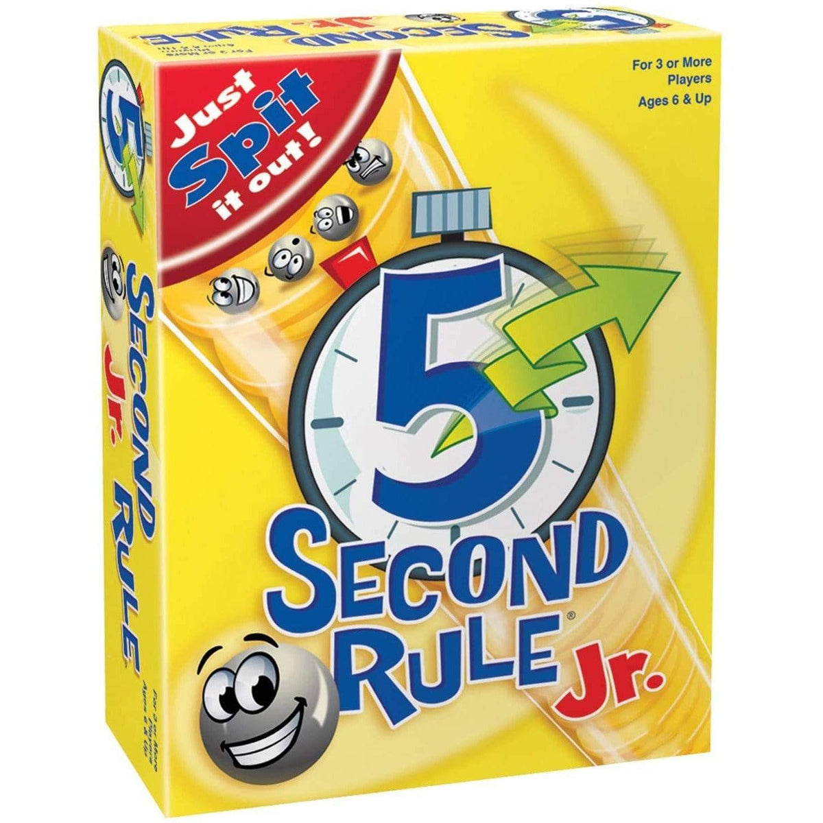 5 Second Rule Junior Alliance Games Board Games