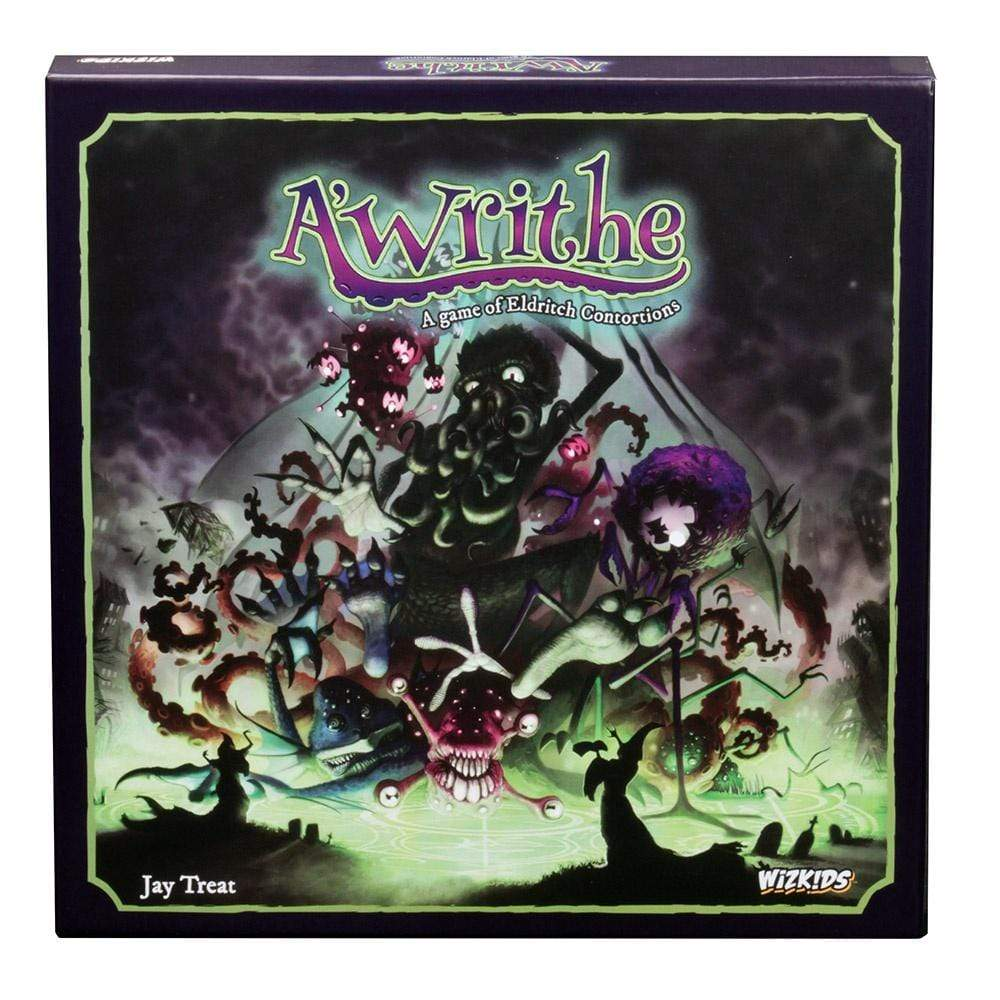A'Writhe: A Game of Eldritch Contortions ACD Distribution Board Games