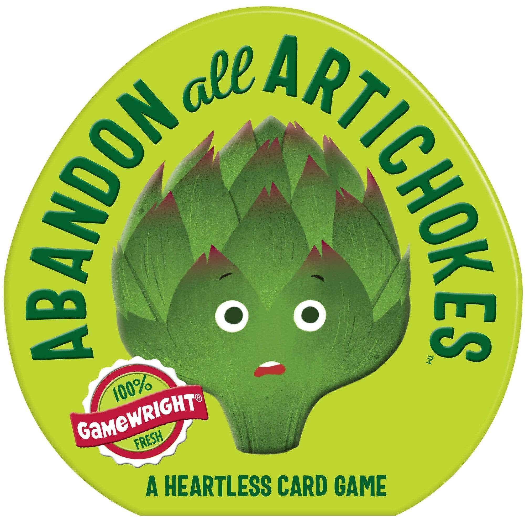 Abandon All Artichokes Gamewright Board Games