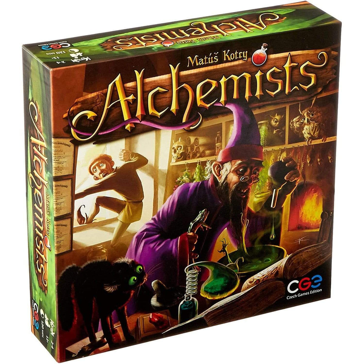 Alchemists Alliance Games Board Games