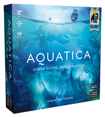 Aquatica Alliance Games Board Games