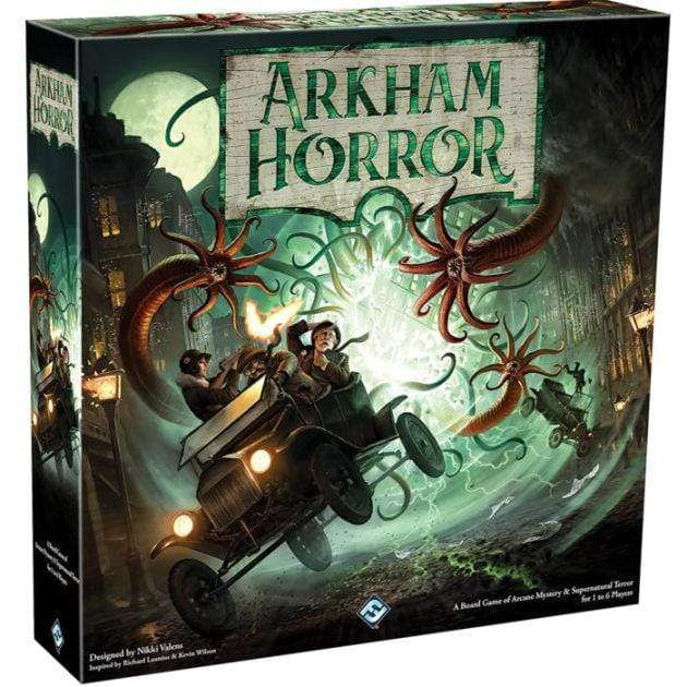 Arkham Horror (3rd Edition) Alliance Games Board Games