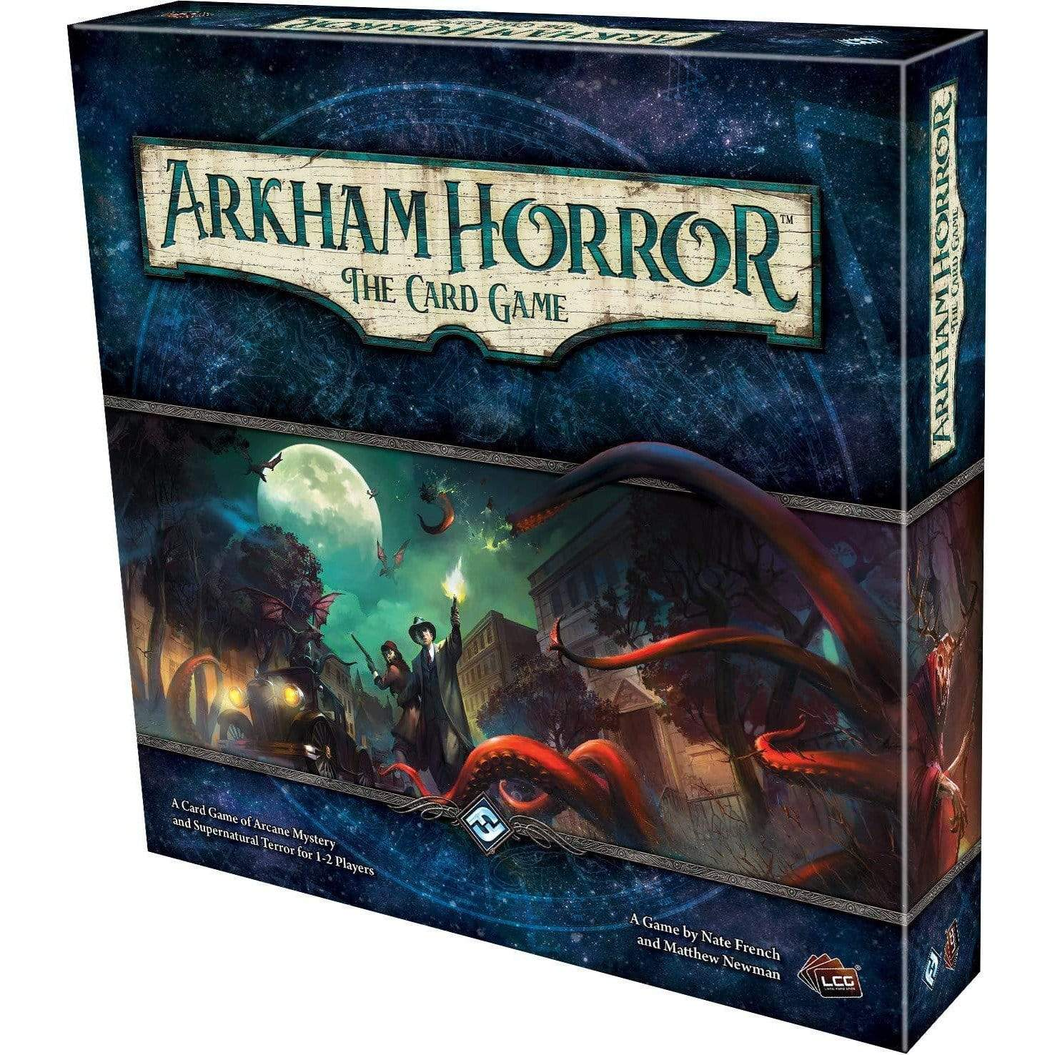 Arkham Horror: The Card Game Alliance Games Board Games