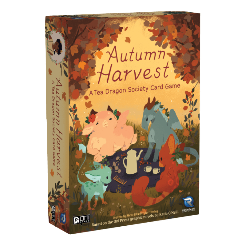 Autumn Harvest: A Tea Dragon Society Card Game Renegade Games Board Games