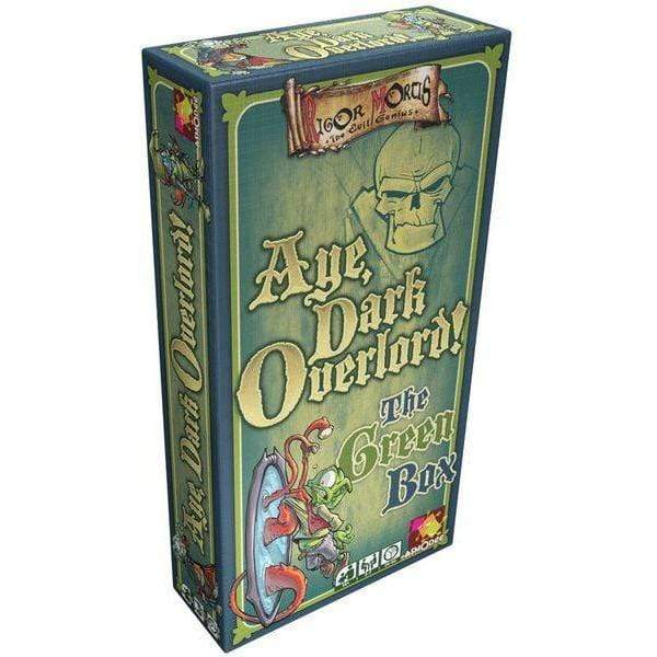 Aye, Dark Overlord! The Green Box ACD Distribution Board Games