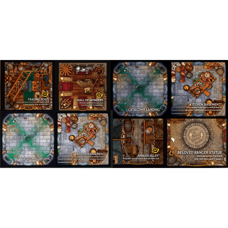 Betrayal At Baldur's Gate Alliance Games Board Games
