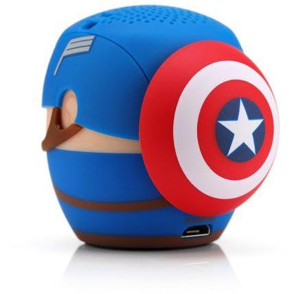 Bitty Boomers: Marvel - Captain America Bitty Boomers/Sykel/Fabrique Tech Stuff