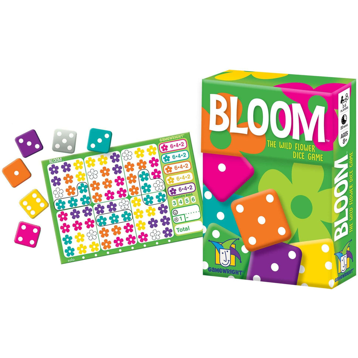 Bloom Gamewright Board Games