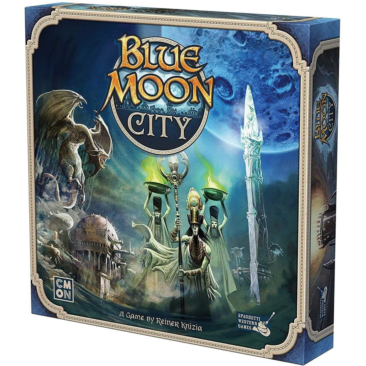 Blue Moon City ACD Distribution Board Games