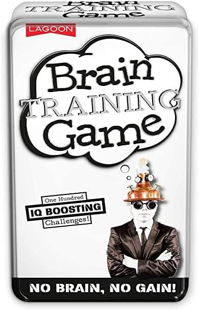 Brain Training Game University Games Board Games