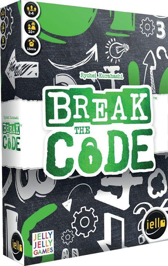 Break The Code iello Board Games