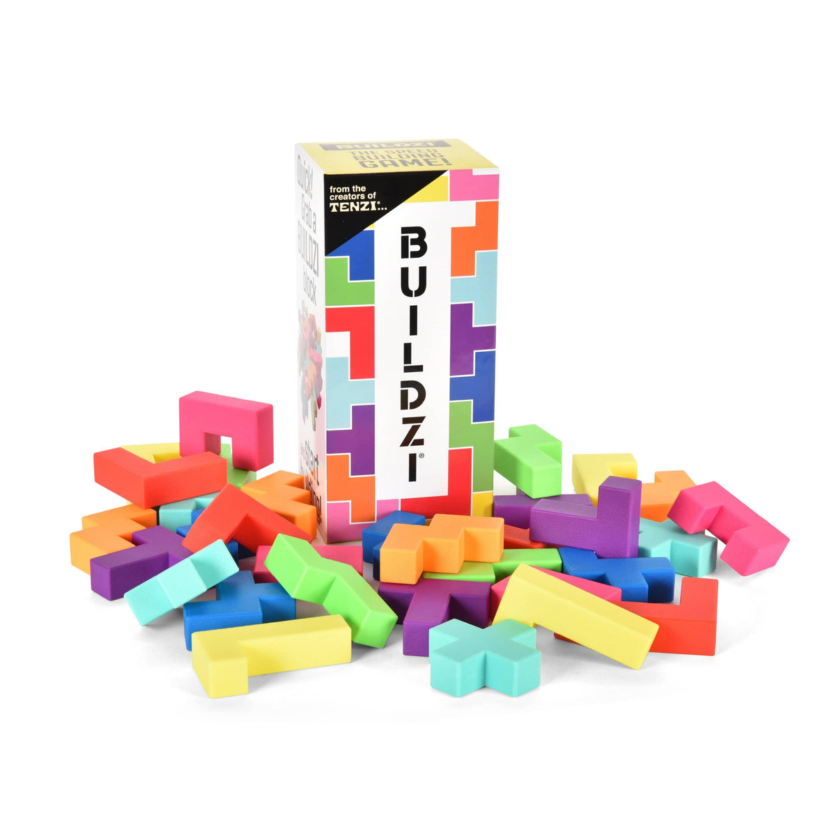Buildzi Tenzi Board Games