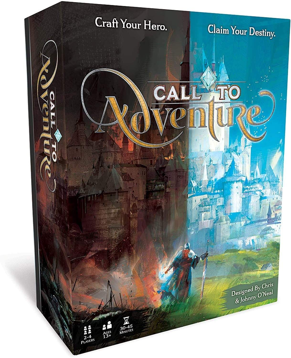 Call To Adventure Alliance Games Board Games