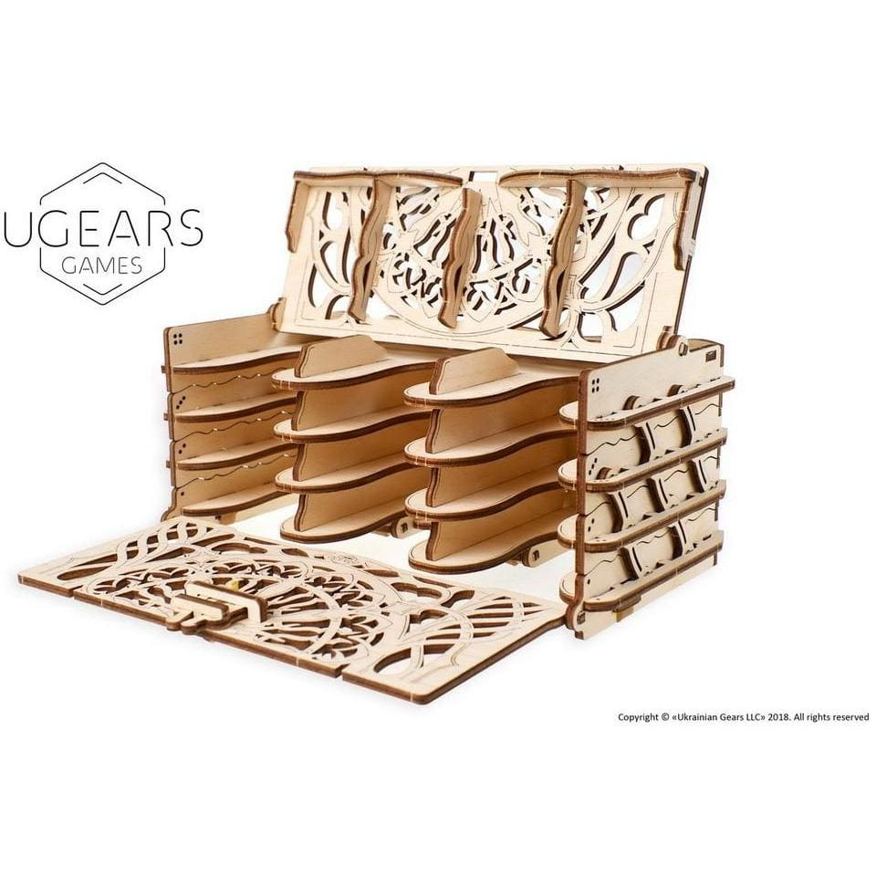 Card Holder UGears Projects/Kits