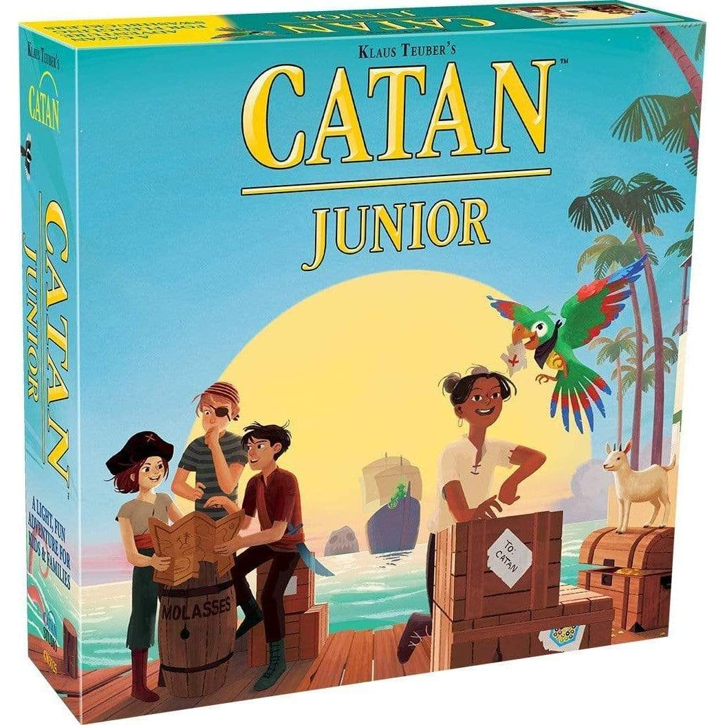 Catan Junior Alliance Games Board Games