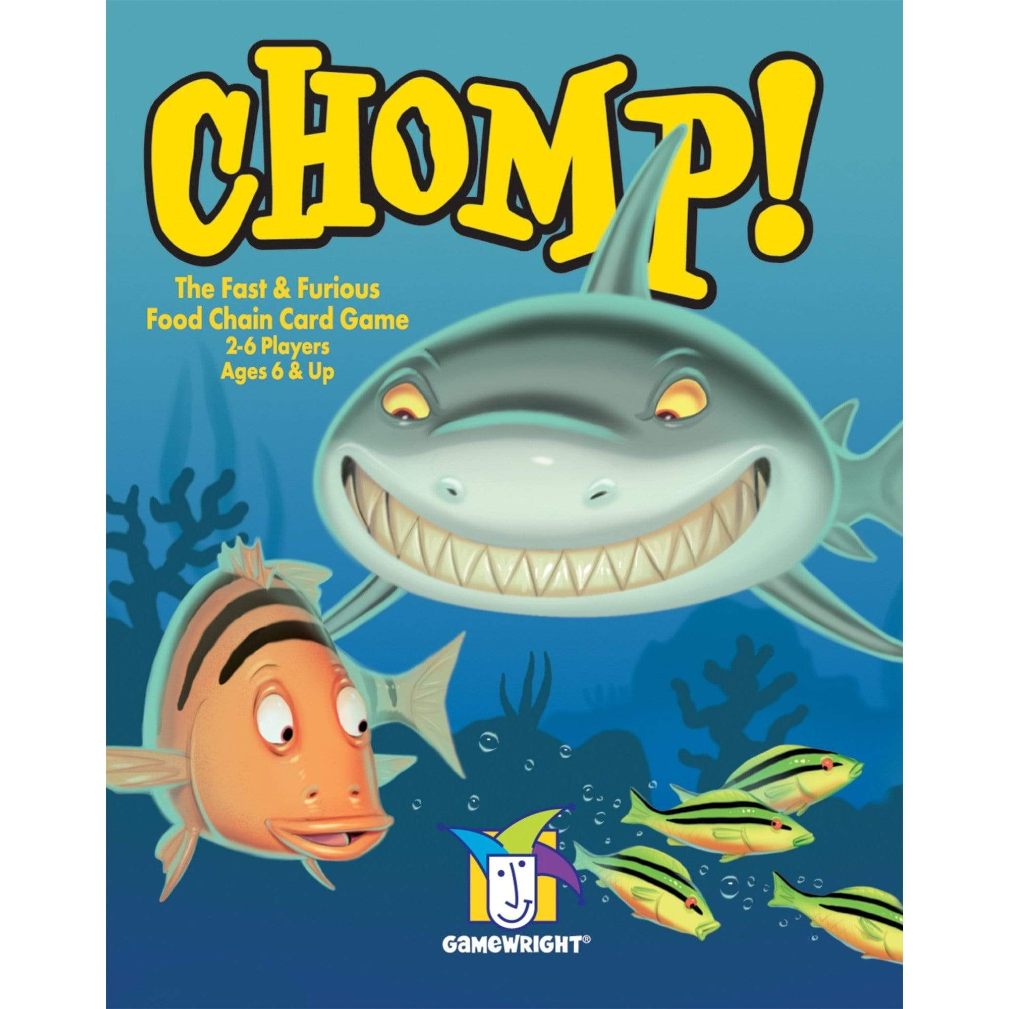 Chomp! Gamewright Board Games