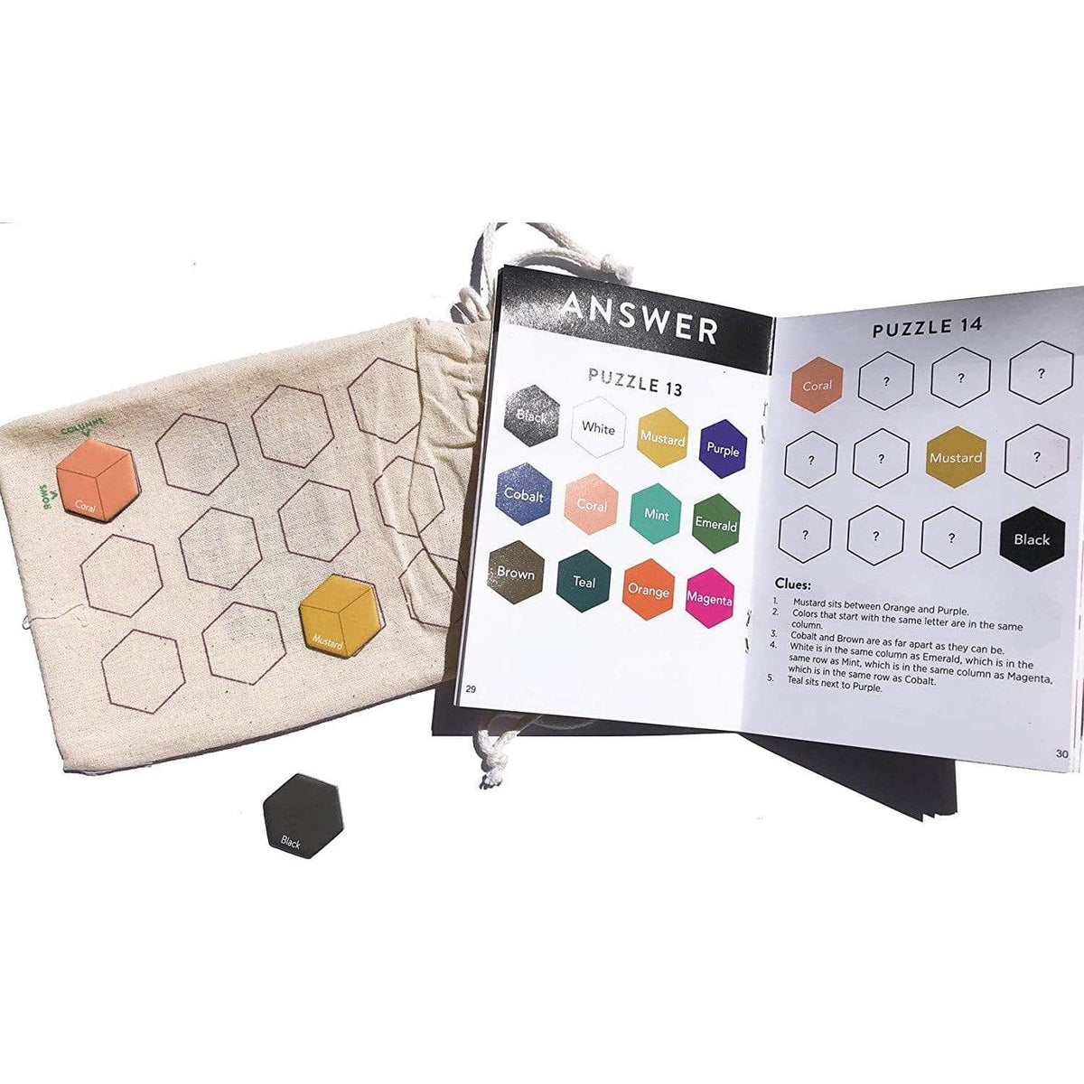 Chroma Cube: Travel Size Project Genius Puzzles/Playthings