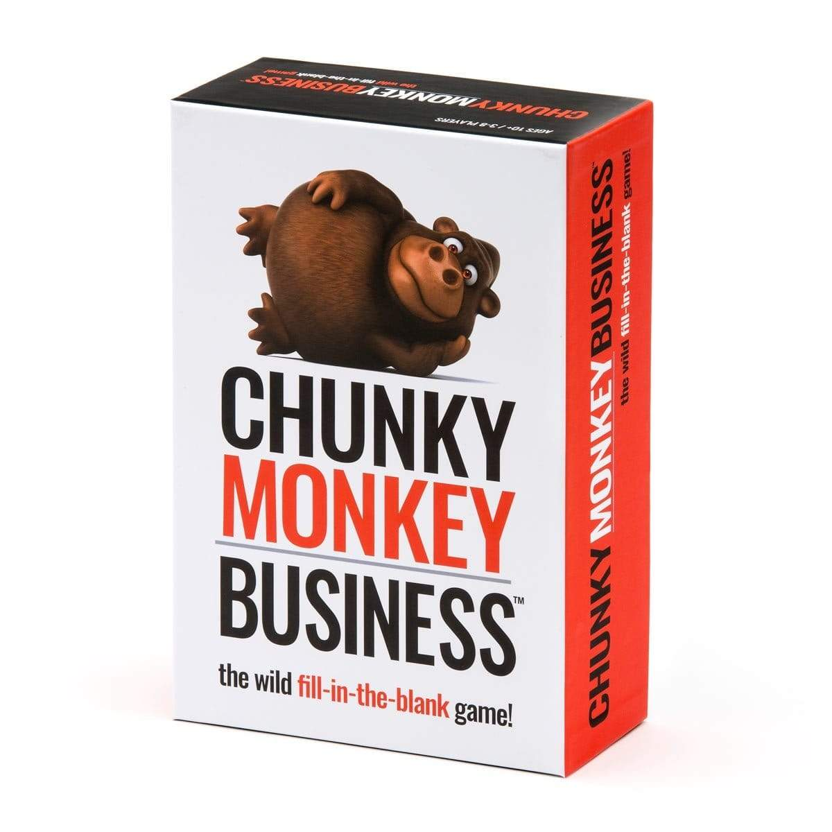 Chunky Monkey Business The Good Game Co. Board Games