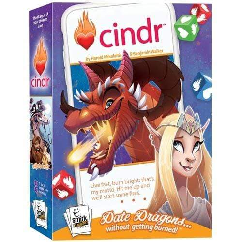 Cindr Alliance Games Board Games