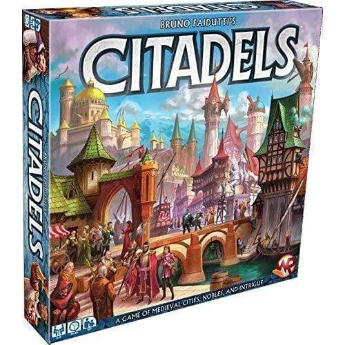 Citadels Alliance Games Board Games