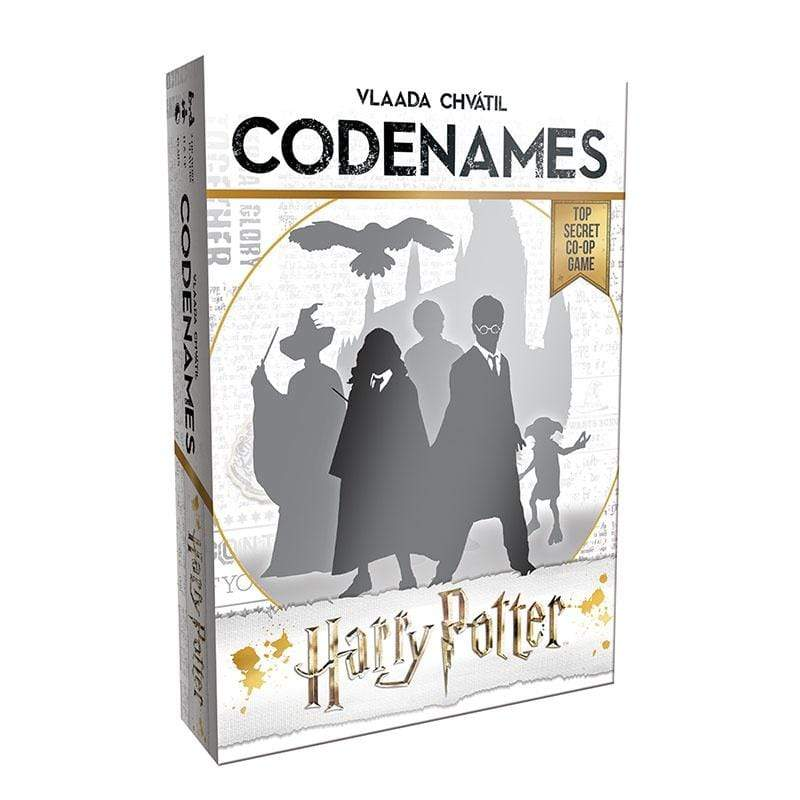 Codenames:  Harry Potter Alliance Games Board Games