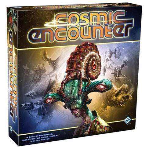 Cosmic Encounter ACD Distribution Board Games