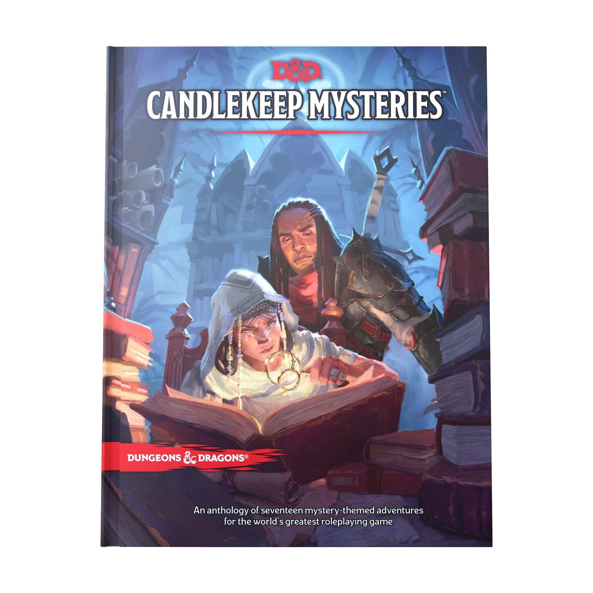 D&D 5E: Candlekeep Mysteries Wizards of the Coast Board Games