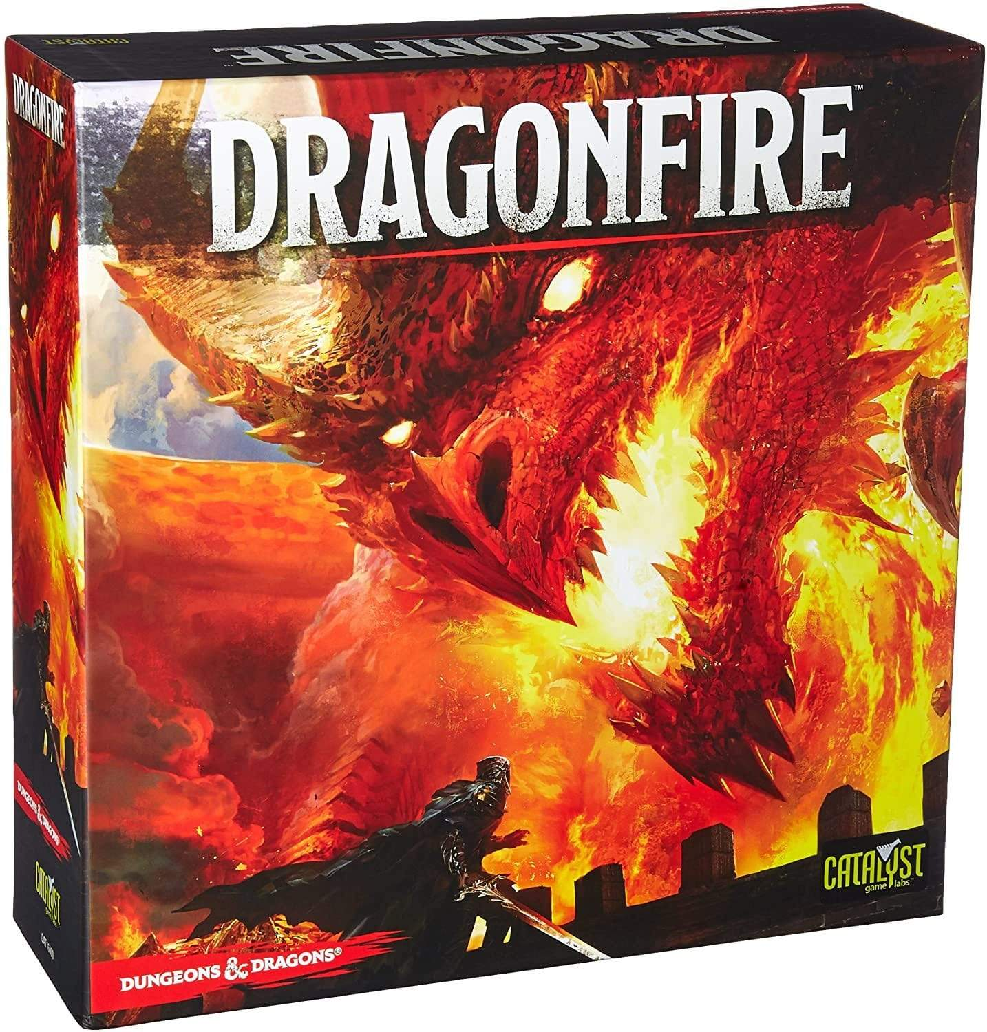 D&D: Dragonfire Catalyst Game Labs Board Games
