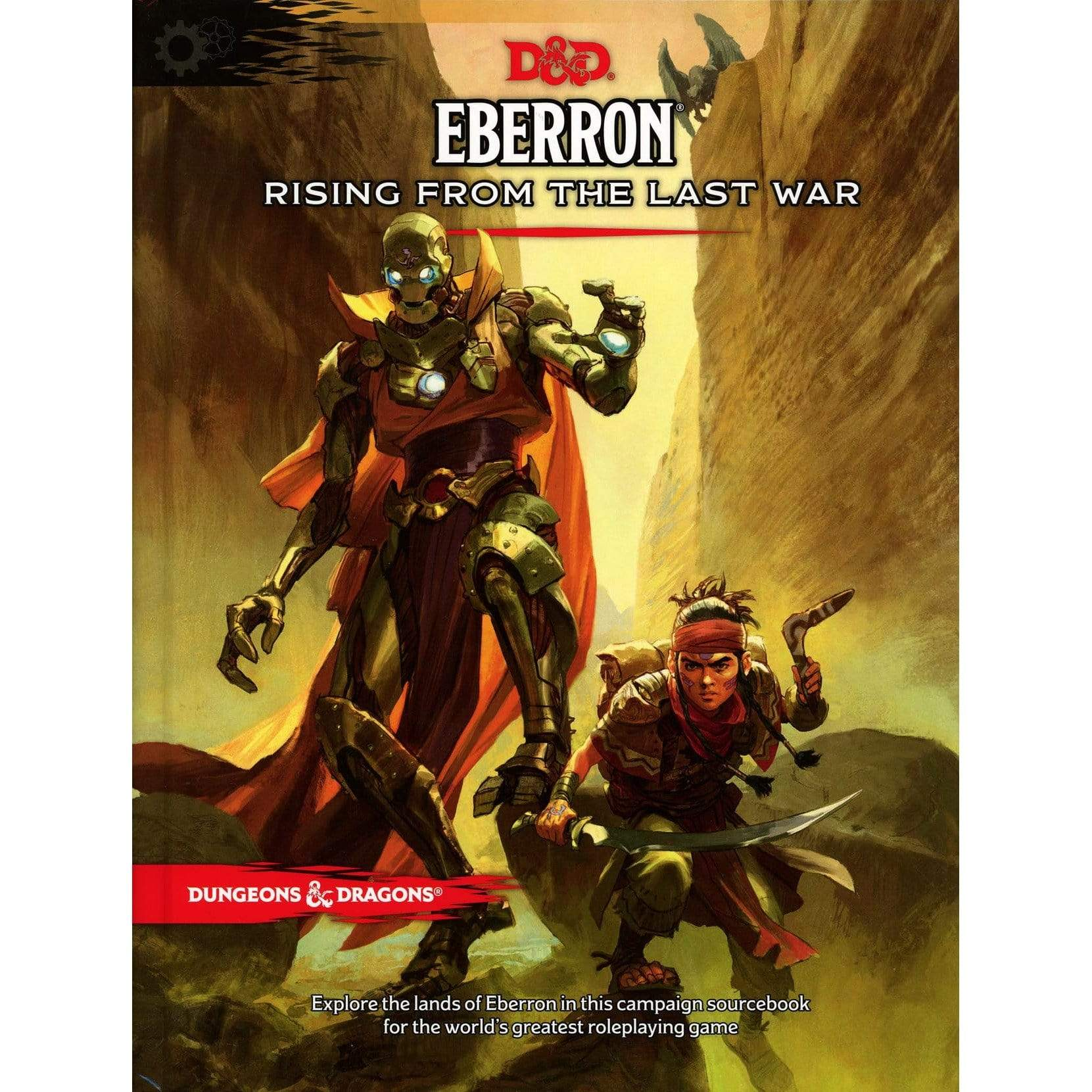 D&D: Eberron-Rising from the Last War Wizards of the Coast Board Games