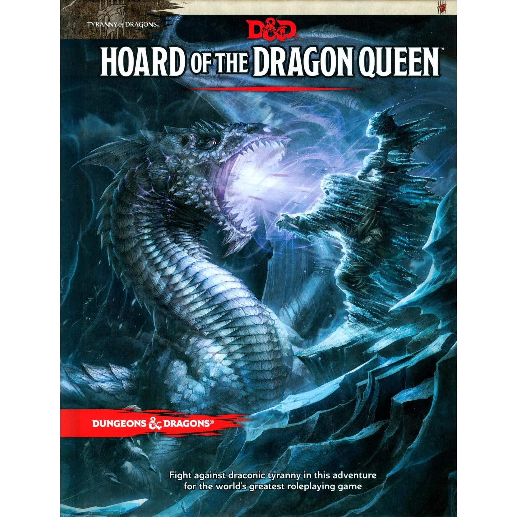 D&D: Hoard Of The Dragon Queen Wizards of the Coast Board Games