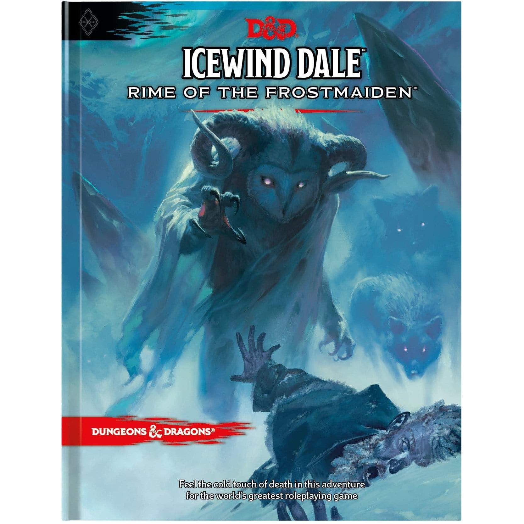 D&D: Icewind Dale Wizards of the Coast Board Games