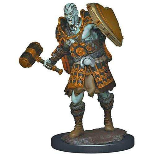 D&D Icons of the Realms: Goliath Male Fighter Wizards of the Coast Board Games