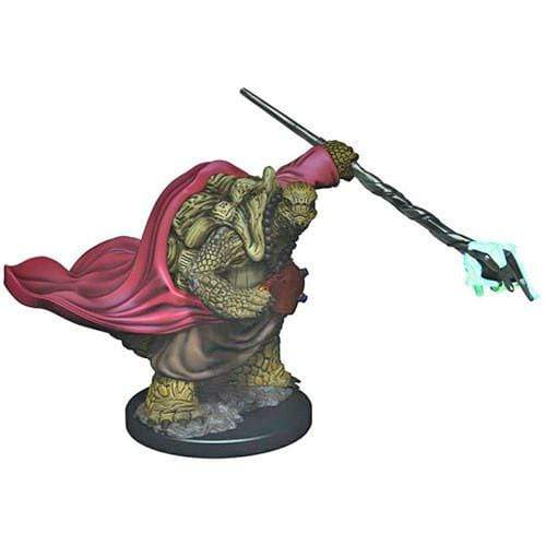 D&D Icons of the Realms: Tortle Male Monk Wizards of the Coast Board Games