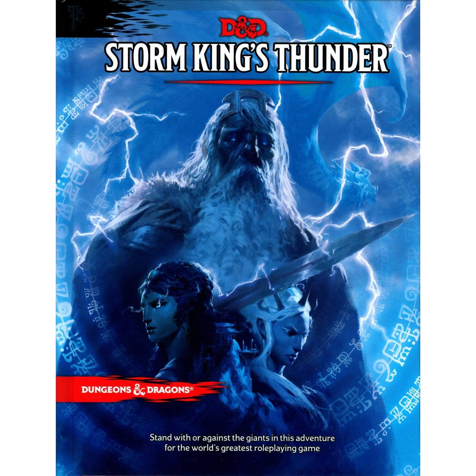 D&D: Storm King's Thunder Wizards of the Coast Board Games