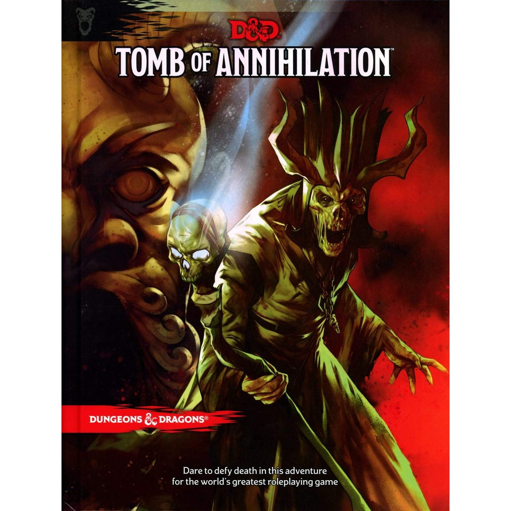 D&D: Tomb Of Annihilation Wizards of the Coast Board Games