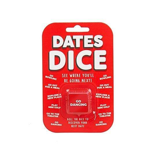 Dates Dice Gift Republic Puzzles/Playthings