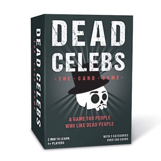 Dead Celebs Gift Republic Board Games
