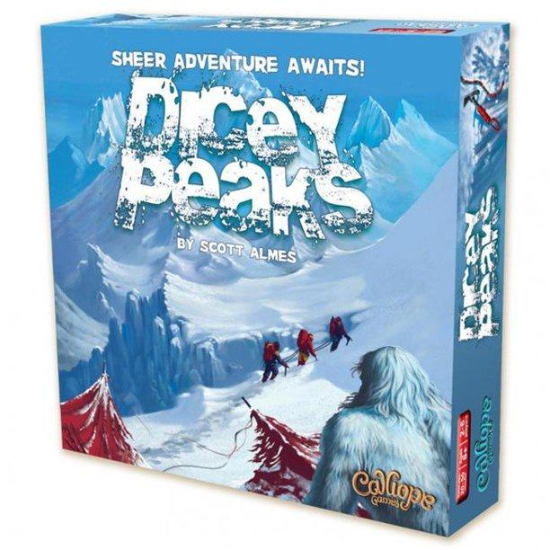Dicey Peaks Alliance Games Board Games