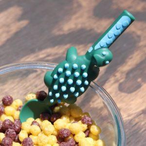 Dino Spoon Constructive Eating Home Decor/Kitchenware