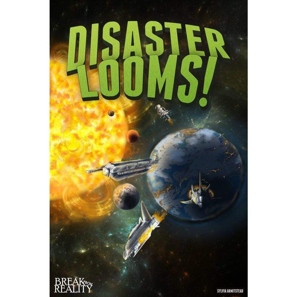 Disaster Looms! ACD Distribution Board Games