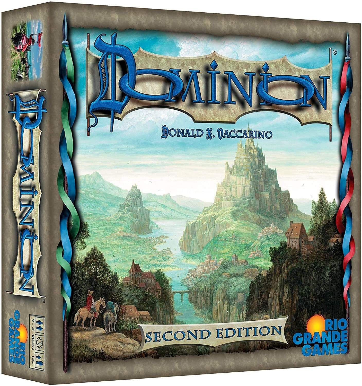 Dominion: 2nd ed. Alliance Games Board Games