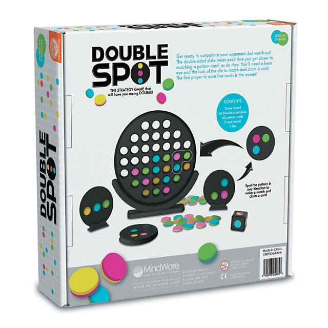 Double Spot game Mindware Board Games
