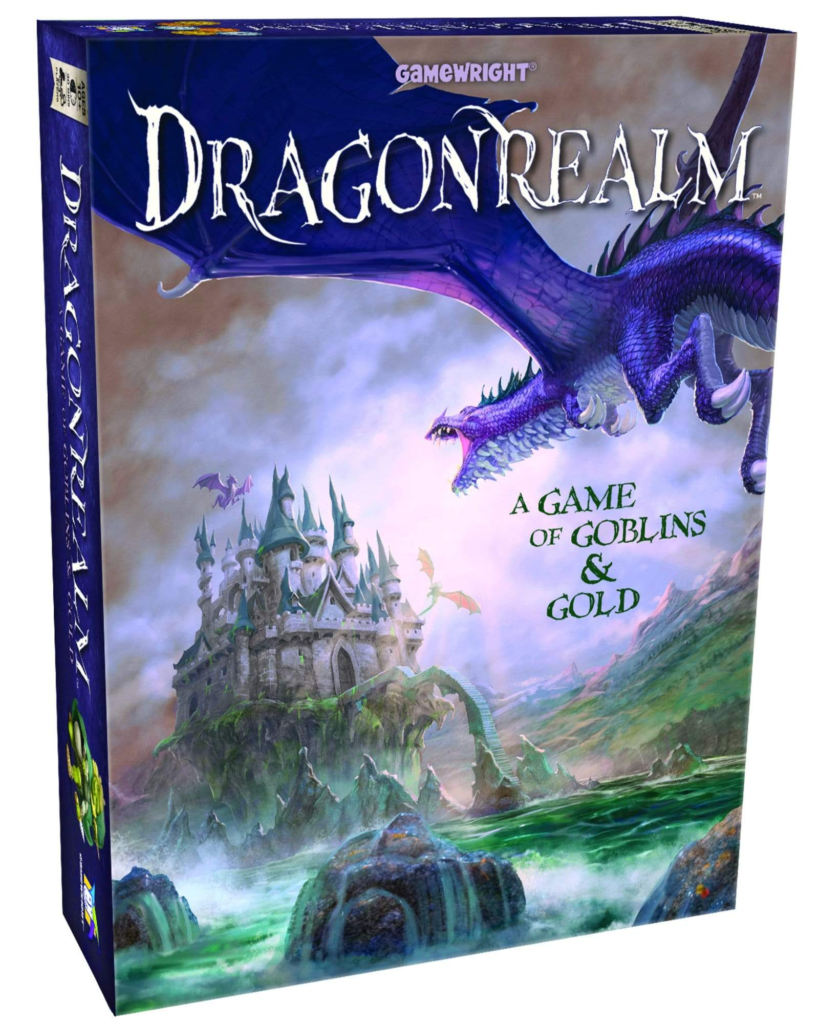 Dragonrealm Gamewright Board Games