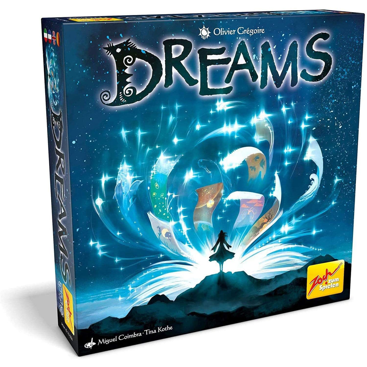 Dreams Lion Rampant Imports Ltd. Board Games